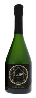 Paul Goerg Champagne Cuvee Lady 2002 750ml